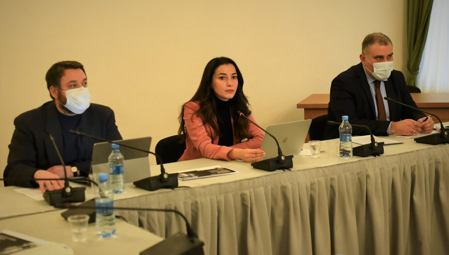 First Meeting of Open governance Permanent Parliamentary Council