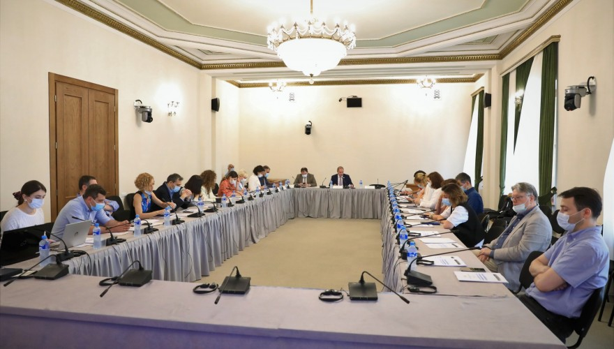 The Open Governance Permanent Parliamentary Council discussed the Action Plan