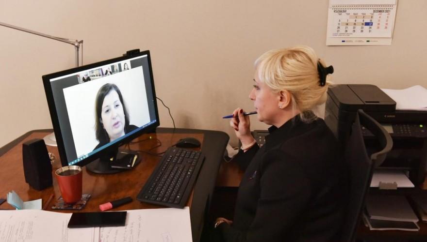 აღმოსავლეთ პარტნიორობის ქვეყნების პარლამენტების აპარატის უფროსების ქსელის ყოველწლიური სამუშაო შეხვედრა გაიმართა