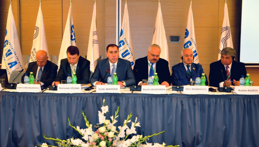 The GUAM PA and Baltic Assembly joint international conference in Batumi