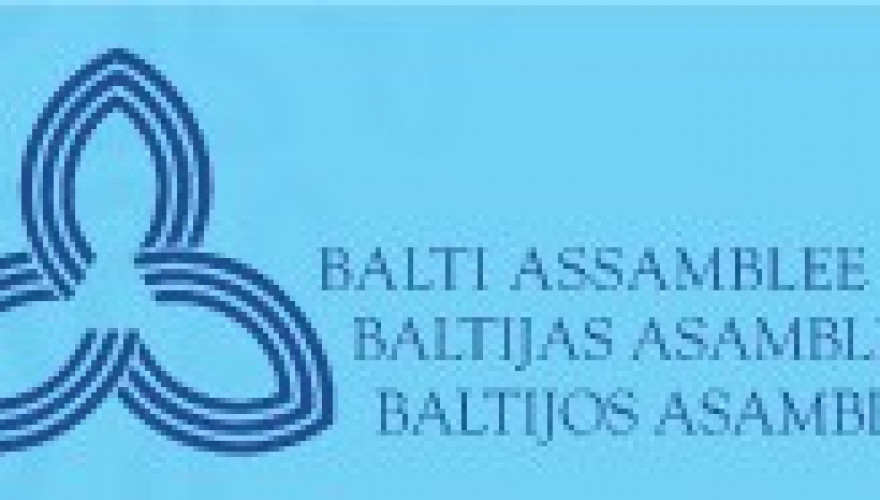 The joint sitting of the Baltic Assembly Committees